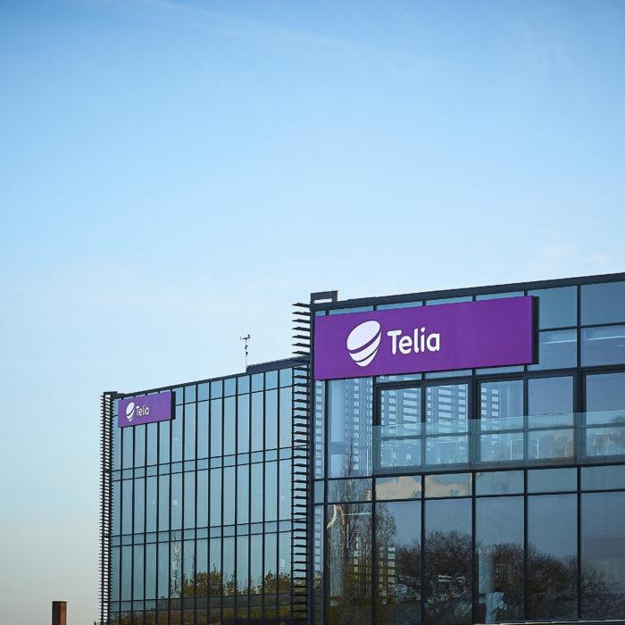 Telia Danmark<br> Ørestad